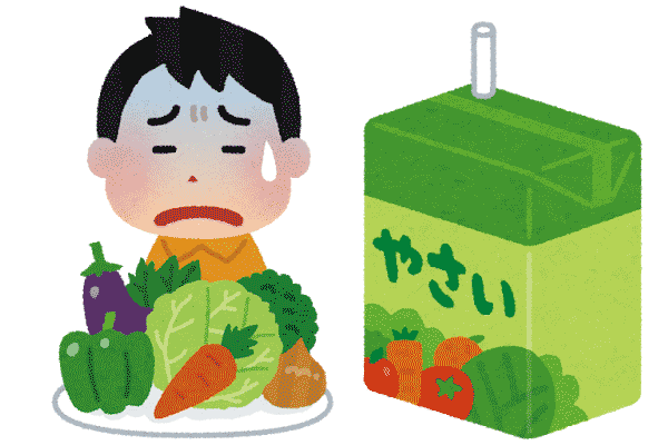 野菜ジュースは体に悪い?飲んでも意味がないと言われる理由