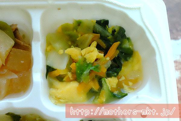 白菜の中華炒め