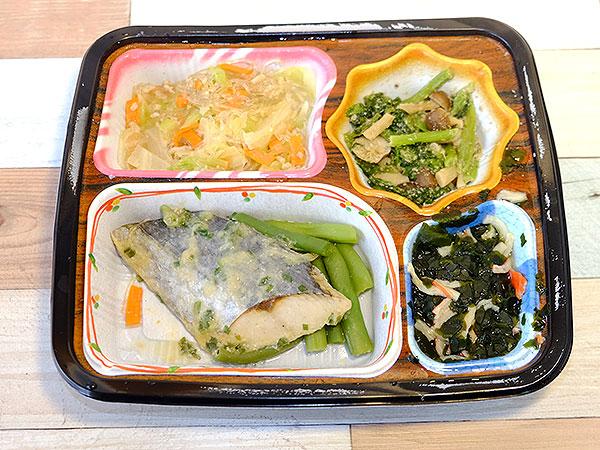 和食中心のお弁当