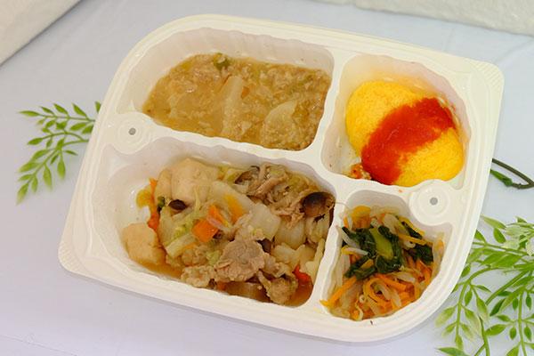 肉豆腐弁当
