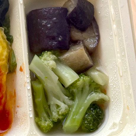 野菜のブイヨン煮